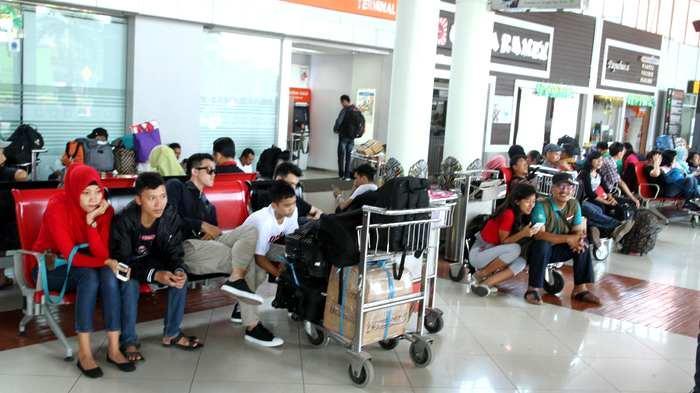 Sudah 82 Jadwal Penerbangan Ditunda di Soetta