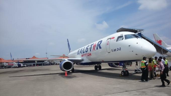 FARNBOROUGH: Kalstar Aviation Pesan 10 Unit Embraer ER190-E2