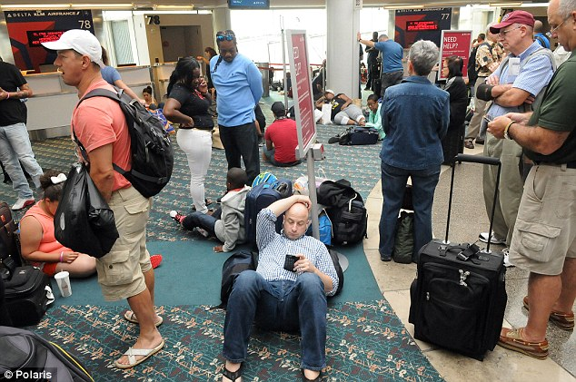 Delta Airlines-Orlando International Airport