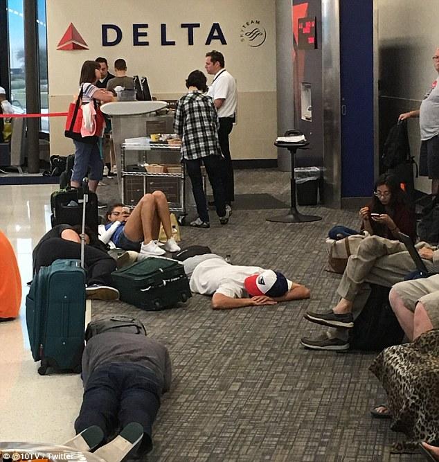 Delta Ailines-Columbus Airport